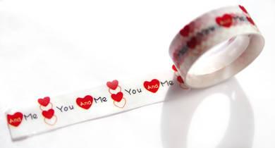 Скотч «Ты и я»