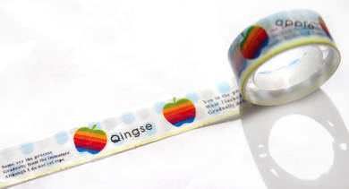 Скотч «Apple»